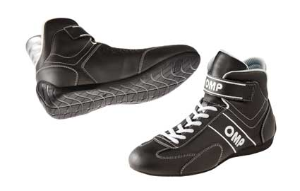 OMP karting boots